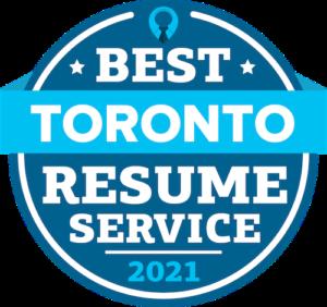 Best Resume Service Award 2021